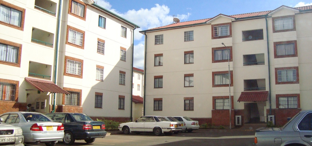3 Bedroom Apartment – Nyayo Estate