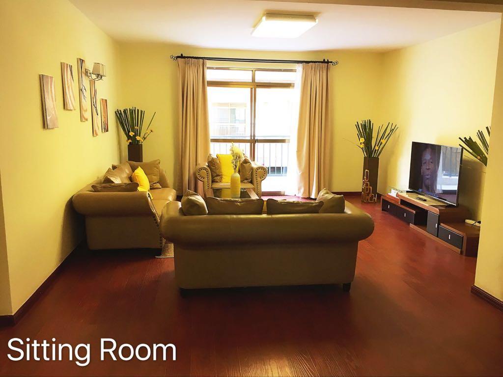 3 Bedroom Unit with DSQ – Kileleshwa